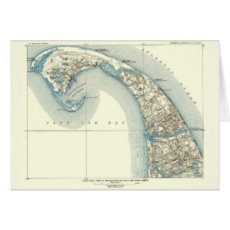 Provincetown, Outer Cape Card