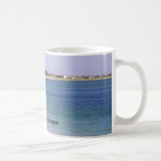 Provincetown Seascape Basic White Mug