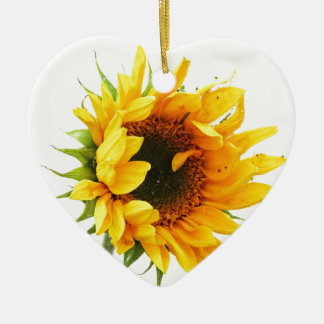 Provincetown Sunflower Christmas Ornament