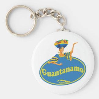 Provincia de Guantanamo Keychains