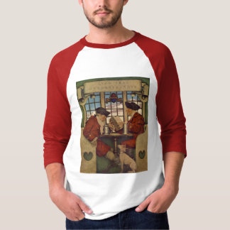 proving it by the book maxfield parrish T-Shirt