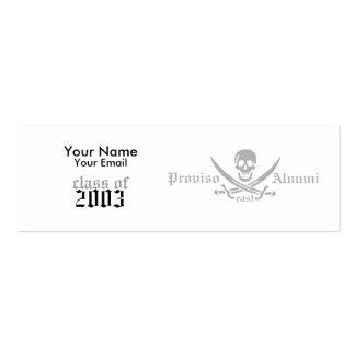 Proviso East Alumni Business Card