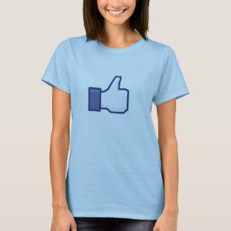Provocative Like T-Shirt