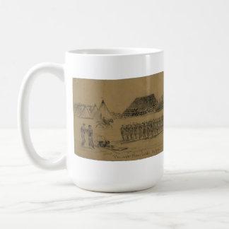 Provost, Civil War, 1863 Basic White Mug