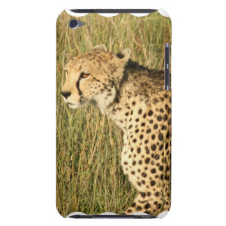 Prowling Cheetah ITouch Case Barely There iPod Covers