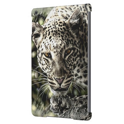 Prowling Leopard Stalking iPad Air Case