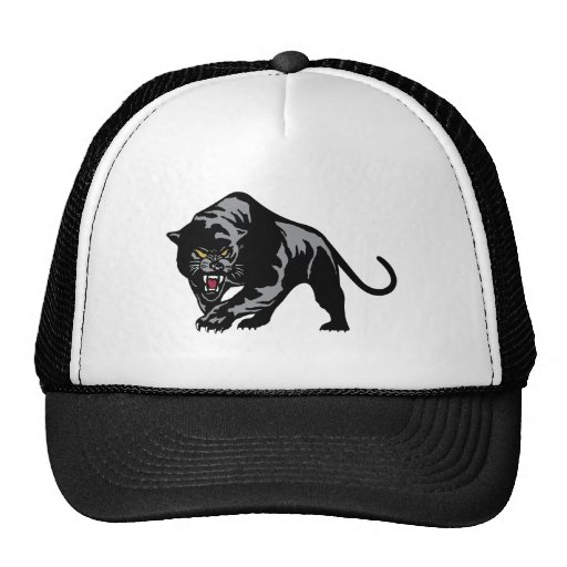 Prowling Panther Trucker Hat