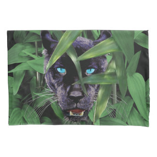 PROWLING PANTHER PILLOWCASE