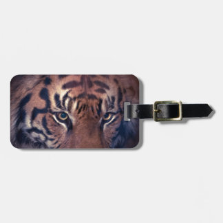 Prowling Tiger Luggage Tag