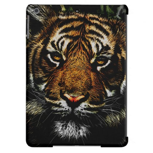 Prowling Tiger Watching iPad Air Case