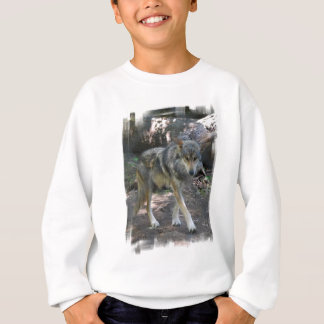 Prowling Wolf Youth Sweatshirt