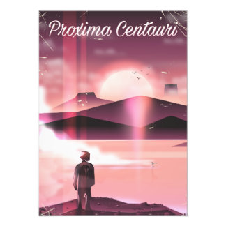 Proxima Centauri Science fiction land cruiser. Photo Print