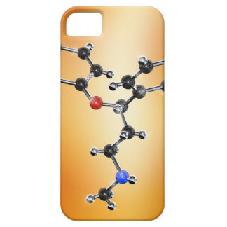 Prozac. Molecular model of the antidepressant Case For The iPhone 5