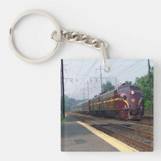 PRR E8a 5711 AT Cyrm Lynne PA Key Ring