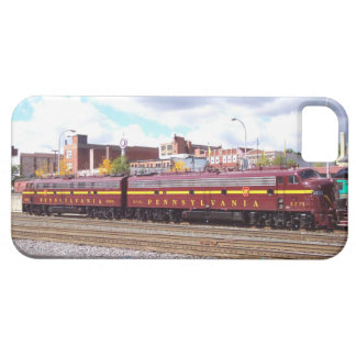 PRR E-8A(JTFS) 5809 and 5711 at Altoonia Railfest iPhone 5 Covers