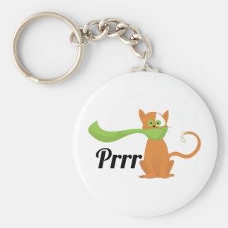 Prrr Cat Keychains
