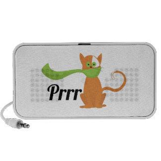 Prrr Cat Travelling Speakers