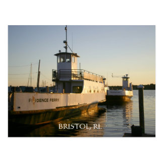 Prudence Island Ferry Post Cards