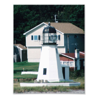 Prudence Island Lighthouse Photo Art
