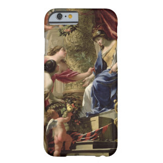 Prudence Leading Peace and Abundance, c.1645 (oil Barely There iPhone 6 Case