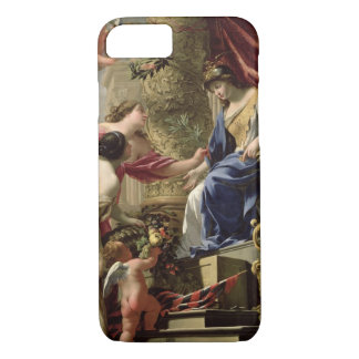 Prudence Leading Peace and Abundance, c.1645 (oil iPhone 8/7 Case