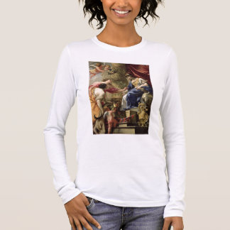 Prudence Leading Peace and Abundance, c.1645 (oil Long Sleeve T-Shirt