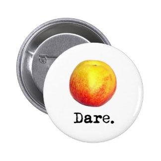 prufrock. 6 cm round badge