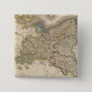 Prussia 15 Cm Square Badge