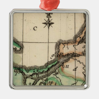 Prussia 2 christmas ornament