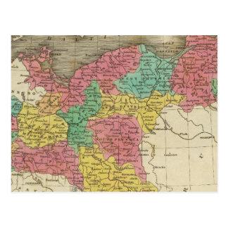 Prussia 2 postcard