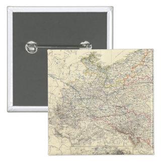 Prussia 3 15 cm square badge