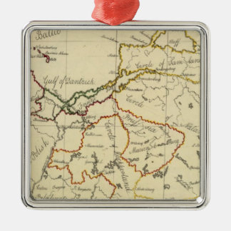 Prussia 3 christmas ornament