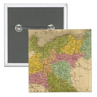 Prussia 4 15 cm square badge