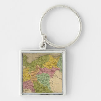 Prussia 4 key ring