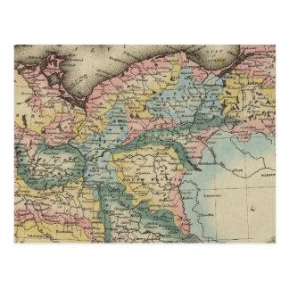 Prussia 5 postcard