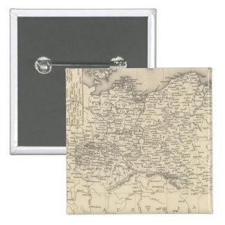 Prussia 6 15 cm square badge