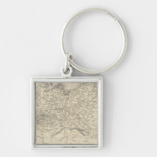 Prussia 6 key ring