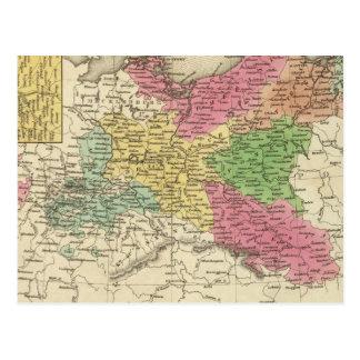 Prussia 6 postcard