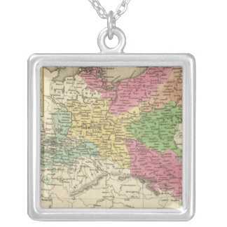 Prussia 6 silver plated necklace
