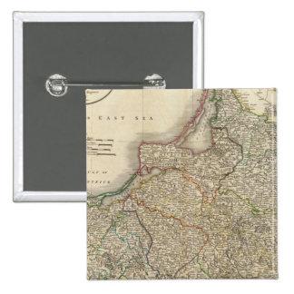 Prussia 8 15 cm square badge