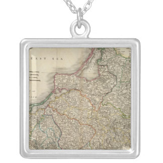 Prussia 8 silver plated necklace