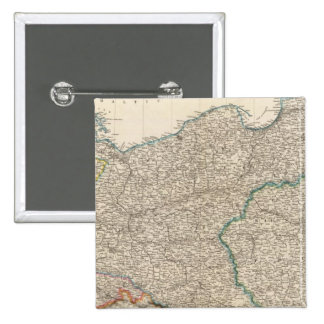 Prussia and Poland 15 Cm Square Badge