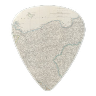 Prussia and Poland 2 Acetal Guitar Pick
