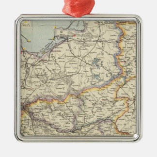 Prussia and Poland 2 Christmas Ornament