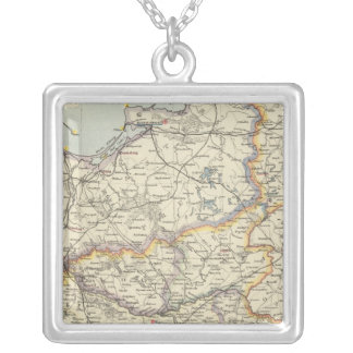 Prussia and Poland 2 Silver Plated Necklace