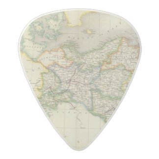 Prussia and Poland Acetal Guitar Pick