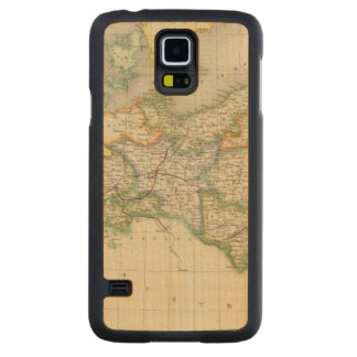 Prussia and Poland Carved Maple Galaxy S5 Case