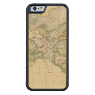 Prussia and Poland Carved Maple iPhone 6 Bumper Case