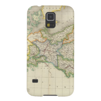 Prussia and Poland Galaxy S5 Cover