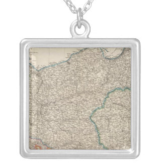 Prussia and Poland Silver Plated Necklace
